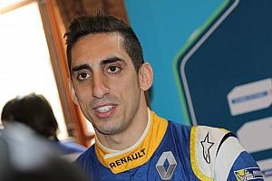 Paris ePrix: Buemi heads di Grassi in first practice