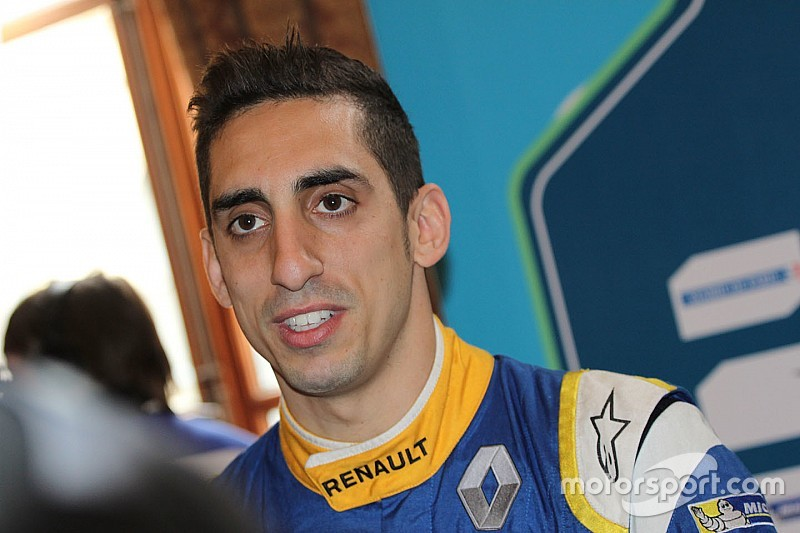 Paris ePrix: Buemi heads di Grassi in first practice