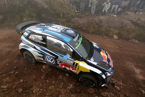 """Paddon was """"simply better"""", admits Ogier"""
