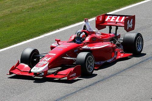 Rosenqvist to miss Lights races at Road America, Iowa