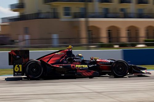 """Brabham completes """"awesome"""" test with KV Racing"""