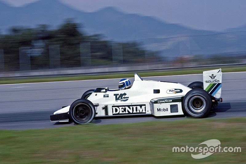 Gallery: All of Keke Rosberg's F1 race wins