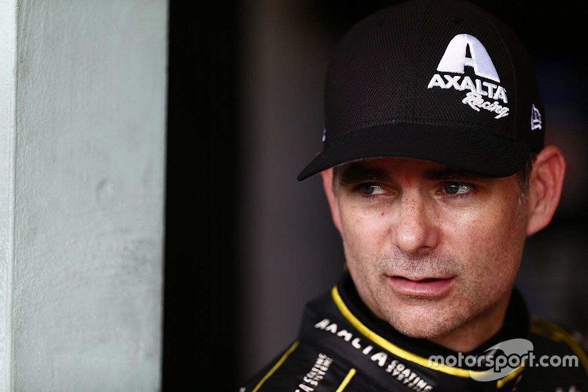 Jeff Gordon to make NASCAR return (virtually) at Talladega