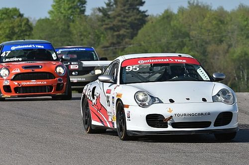 Champions banquet of the Canadian Touring Car Series