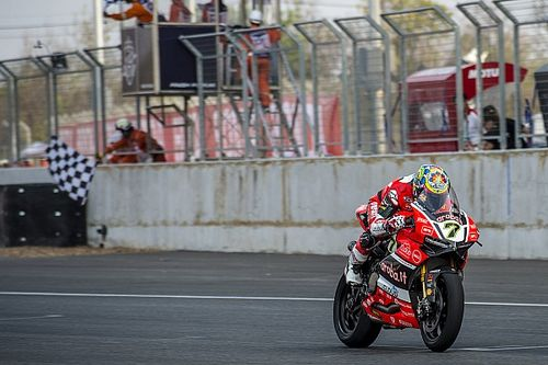 Ducati de retour sur les terres de son succès