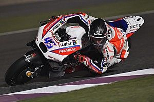 """Redding insists his test pace is """"no joke"""""""
