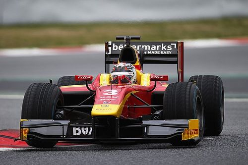A very successful three days of testing for Racing Engineering at Barcelona