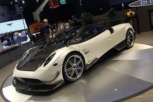 Pagani Huayra R Teased With New Naturally Aspirated Engine