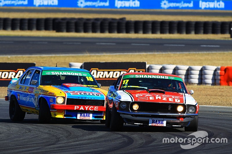 TCR Australia promoter takes over Touring Car Masters