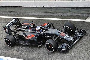 Honda running final 2016-specification engine in Barcelona