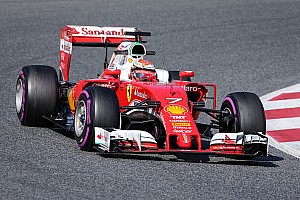 Formula 1 Testing report Barcelona F1 test: Raikkonen puts Ferrari back on top, disaster for Alonso
