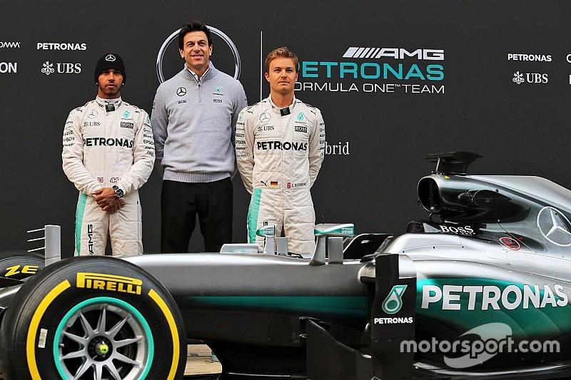 Wolff: Mercedes, Rosberg-Hamilton rekabetine tekrar sahip olmayacak