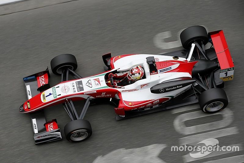 Zhou precede d'un soffio Schumacher nelle Libere dell'Hungaroring