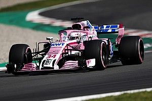 Force India geeft Latifi kans in eerste vrije training op Hockenheim