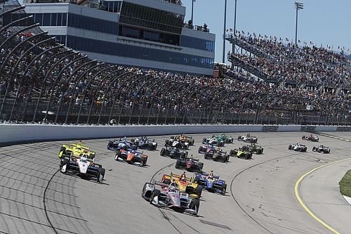 2019 IndyCar Iowa 300 schedule