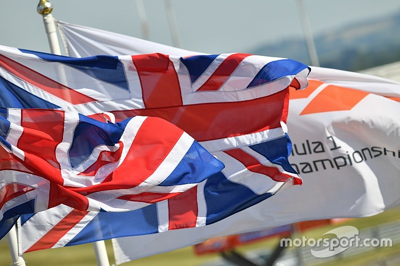 Will Brexit break Formula 1?