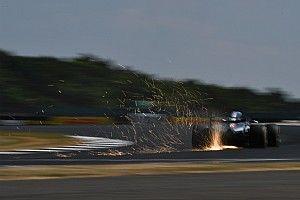 Whiting: FIA está de olho nas ondulações de Silverstone