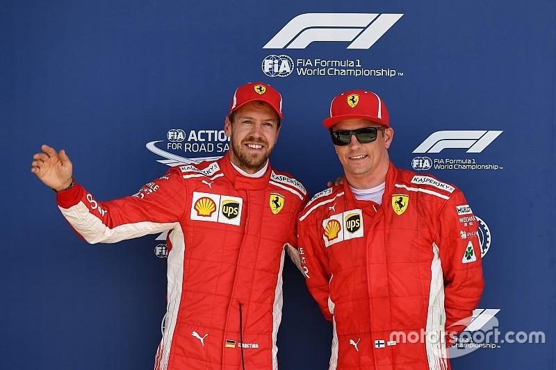 Die Formel-1-Teamkollegen 2018 im Halbzeit-Check