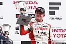 Super Formula Fuji Super Formula: Cassidy takes maiden win
