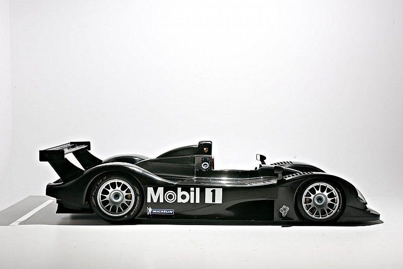 GALERÍA: el Porsche LMP2000 sale a la luz 20 años después