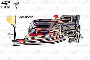 Analisis: Taktik aerodinamika Red Bull di Silverstone