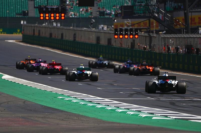 Formel 1 Silverstone 2018: Die Startaufstellung in Bildern