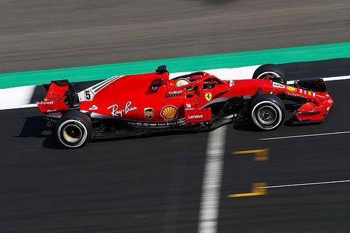 """Vettel: """"Todo lo que pusimos en el auto funcionó"""""""