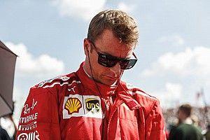 """""""Raikkonen'e Ferrari dışında dört takım ilgi gösterdi"""""""