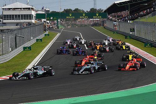 Rennergebnis: Formel 1 Ungarn 2018 in Budapest