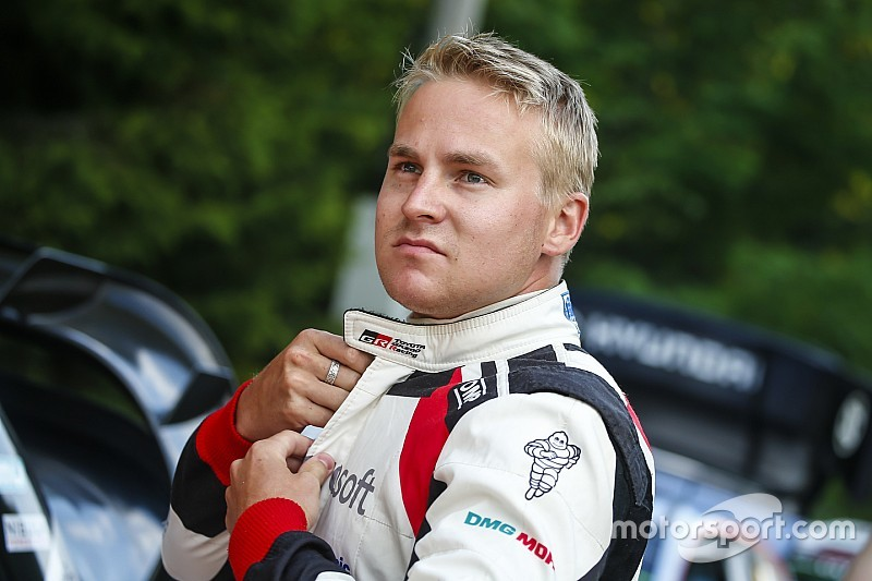 Citroen signs Lappi from Toyota