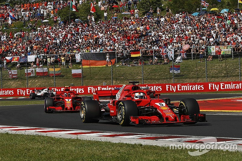Pneus - Mercedes plus prudent que Ferrari à Spa et Monza