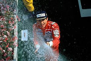 Todas las victorias de Ayrton Senna en la F1