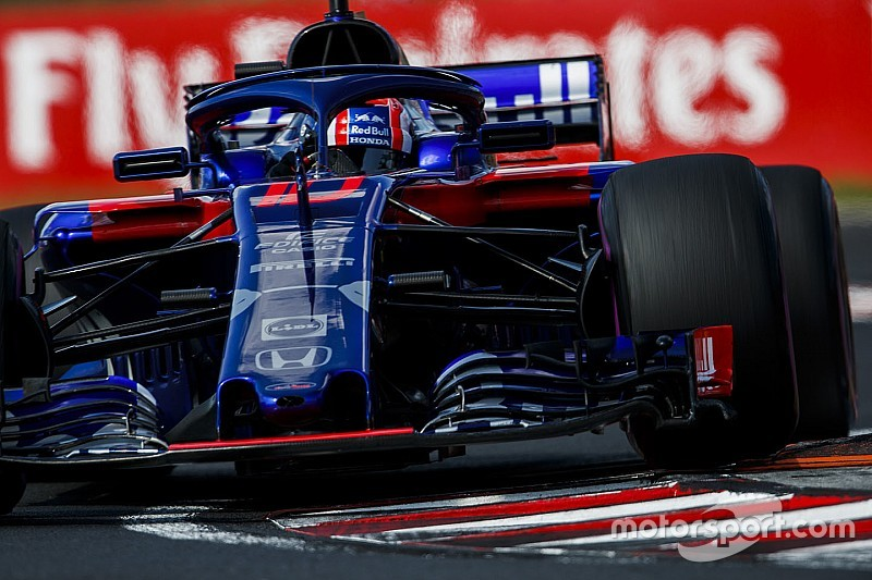 "Gasly ""improved massively"" with tyre management in F1"