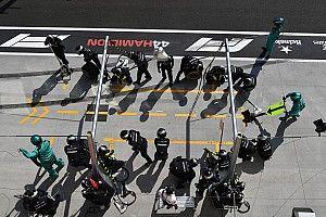 """Whiting: Les faux arrêts au stand """"font partie du spectacle"""" en F1"""