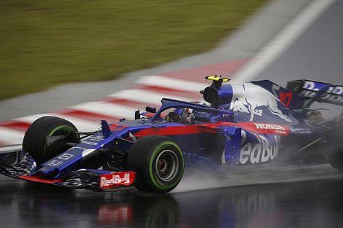 Hartley heeft 'ballen getoond', Gasly beleefde 'bijna crashes'