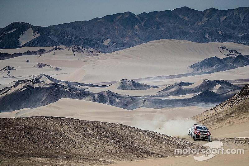 El Dakar 2019 será únicamente en Perú