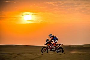 Dakar Toplijst Dakar 2018: de mooiste foto's van de eerste week