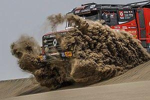 GALERI: Reli Dakar stage 4