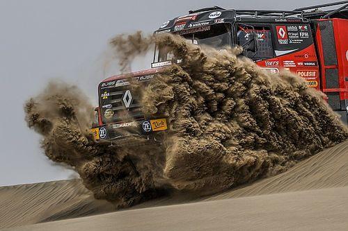 Galería: las terribles dunas de la cuarta etapa del Dakar 2018