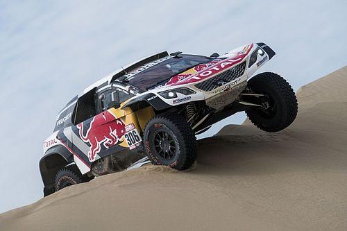"""Dakar, Loeb: """"Non c'è strategia, non sai dove ti trovi con queste dune!"""""""