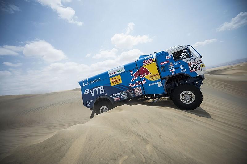 GALERI: Reli Dakar stage 2
