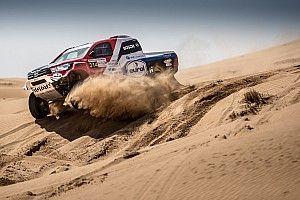 Dakar 2018: Ten Brinke imponeert met tweede tijd, Al-Attiyah wint