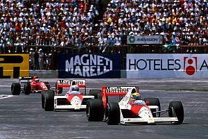 In deze tijdperken zouden de huidige F1-rijders graag rijden