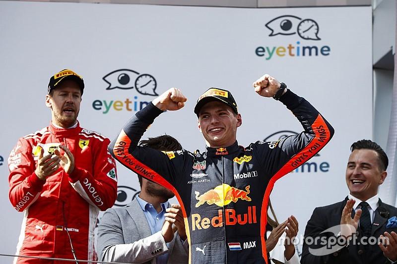 Verstappen met 'speciale herinneringen' naar thuisrace Red Bull