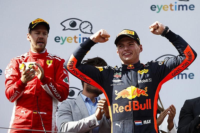 Winnaars en verliezers van de Grand Prix van Oostenrijk
