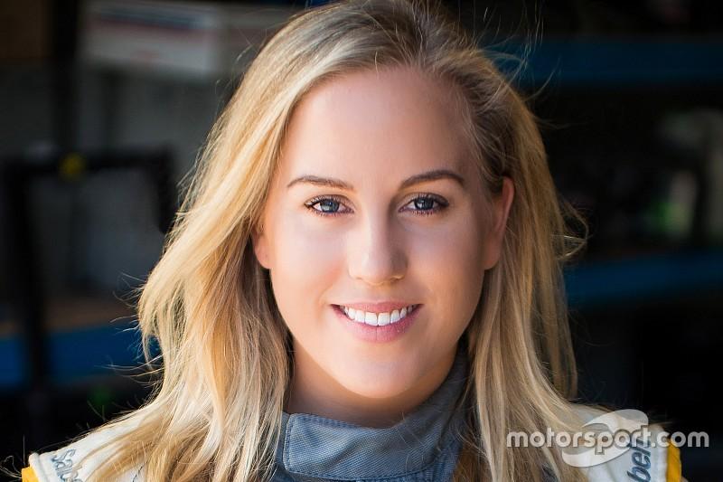 Female driver joins Australian Toyota series