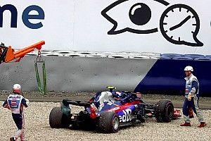 Pérezcritique le manque d'uniformité des vibreurs en F1