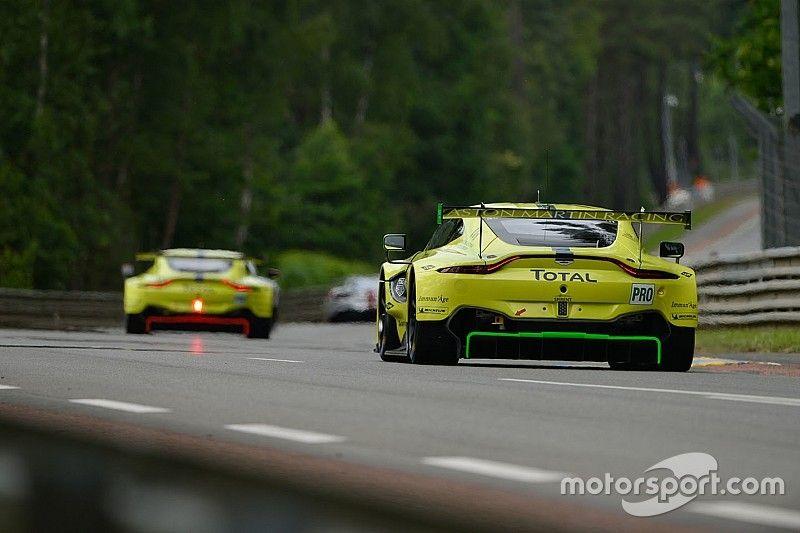 Lista la lista de participantes final para Le Mans