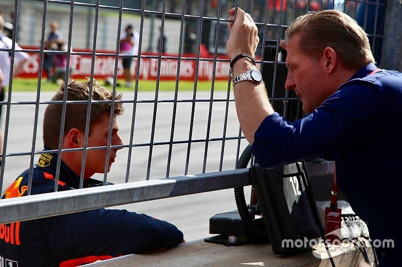 Verstappen und Mercedes: