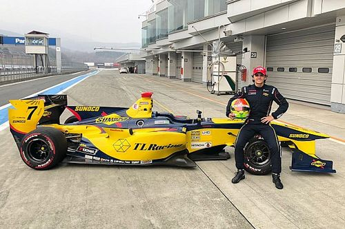 Pietro Fittipaldi correrá na Super Fórmula do Japão em 2018